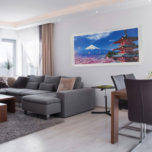 Canvas Prints - Panoramic (Without Mount)